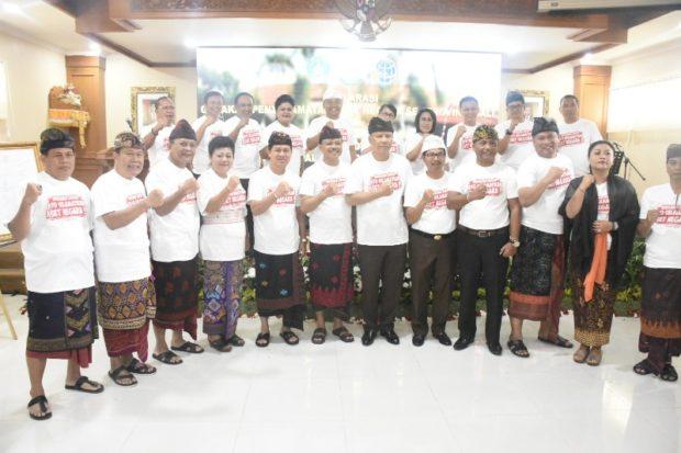 Bersinergi dengan Kajati Bali, Bentuk Satgas Khusus Penyelamatan Aset Daerah