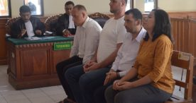 Mencuri Data Nasabah Bank, Tiga Bule Bulgaria Diadili di PN Denpasar