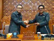 Pemkot Usulkan 2 Raperda Perusahaan Umum Daerah