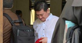Beli 9 Paket Sabu, Pria Asal Samarinda ini Dituntut 10 Tahun dan 6 Bulan