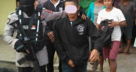 Polres Flotim Tindak Pelaku Pengrusakan Rudi dan Kapela PT Rerolara Hokeng