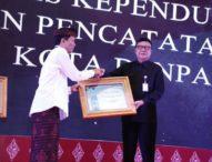 Tiga OPD Kota Denpasar Raih Penghargaan Pelayanan Publik dari Kemenpan RB
