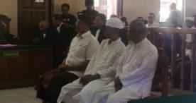 Saksi tak Hadir, Sidang Sudikerta dkk., Batal Digelar