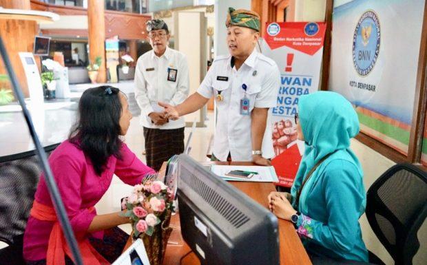 Denpasar Raih Peringkat 6 Nasional Kota Tanggap Bahaya Narkoba