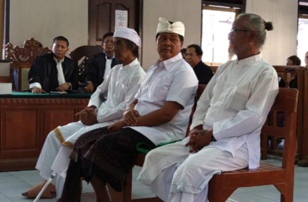 Mantan Wagub Sudikerta Terdakwa, Jaksa Mulai Buktikan Aliran Dana dari PT. PBG