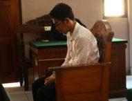 Jaksa Tuntut Pengangguran Penyalahgunaan Narkoba 3,5 Tahun Penjara