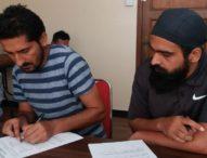 Berkas Perkara Dua Kurir Sabu Asal India Dilimpahkan ke Kejari Denpasar