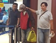 Pelaku Perampokan WN Jepang  Ditangkap di Bandara Soekarno Hatta