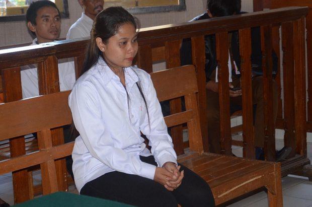 Aniaya Pacarnya Usai Life BIGO, Wanita Kelahiran Karangasem Dituntut 1,5 Tahun Penjara