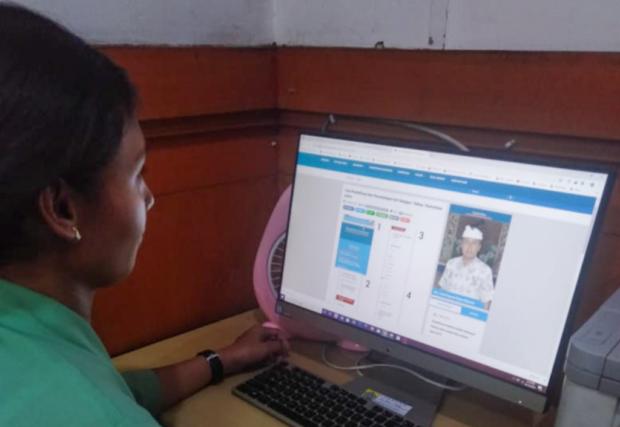 Pemkot Terapkan Pelayanan Hibah dan Bansos Online E-Monalisa