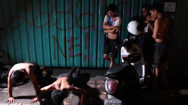 Patroli Geng Motor, Dua Siswa SD Diamankan Saat Hendak Balap Liar