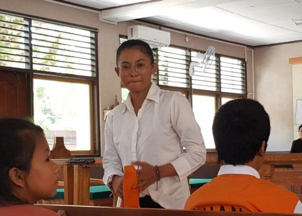 Simpan 3 Paket Sabu, Wanita Asal Bandung Dituntut 6 Tahun Penjara