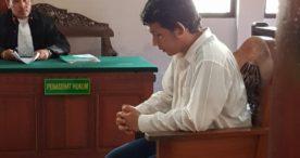 Jadi Kurir Sabu, Pria Asal Buleleng Divonis 13 Tahun