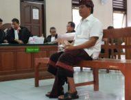 Sebelum Diperiksa, Sudikerta Serahkan Surat dari Kepala BPN Badung