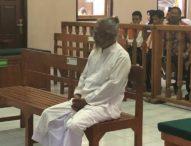 Beda Peran, Ngurah Agung Dituntut Lebih Ringan dari Sudikerta