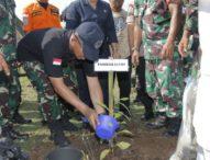 Hari Juang TNI AD, Sinergitas Kodam IX/Udayana Bersama Komunitas Off Road Hijaukan Alam