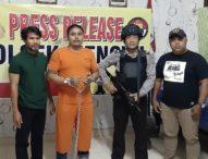 Pukuli Scurity Rumah Jabatan Bupati, Pria Asal Mengwi Diamankan Polisi