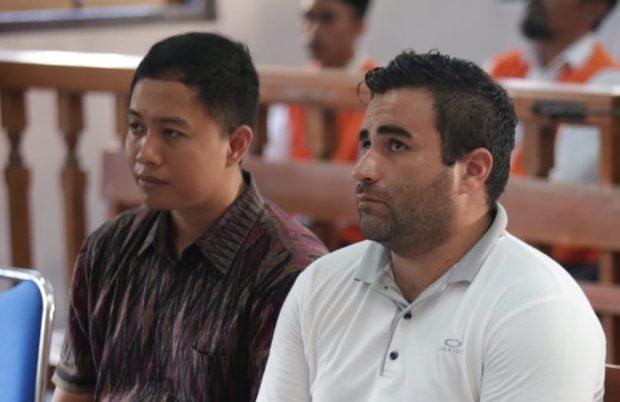 Edarkan Sabu dan Ganja, WN Amerika Divonis 9 Tahun Penjara