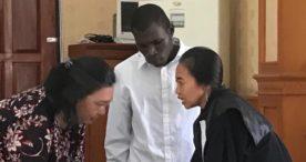 Gunakan Dukumen Perjalanan Palsu, Warga Ethiopia Dituntut 2 Tahun