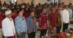 Wakapolda Bali Hadiri Pelantikan Pengurus Daerah Permabudhi Bali