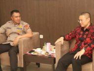 Wakapolda Bali Menerima Kunjungan RSO Embassy Of The United States of America