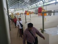 Pasar Anyar Sari Denpasar Dipelaspas, Siap Ditempati 108 Pedagang