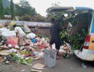 Pasar Larantuka, Kawasan Pembuangan Sampah?