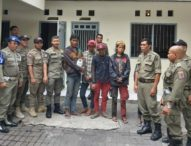 Mengganggu Ketertiban Umum, 5 Anak Punk Diamankan Satpol PP