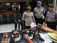 Wakapolres Badung Cek Posko Terpadu Penanggulangan Bencana Alam