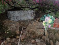 Diterjang Hujan Lebat dan Angin Kencang, Gua Maria Lapak Uak Ritaebang Roboh