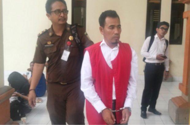 Nyambi Jadi Kurir Sabu, Petani Asal Aceh Divonis 15 Tahun