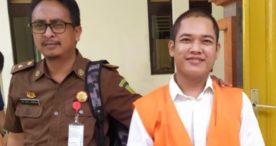 Edarkan Sabu, Pemuda Pengangguran Divonis 11 tahun
