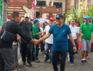 Ribuan Masyarakat IkutiWonderfood Culinary Fun WalkSerangkaian Hut Kota Denpasar ke-232