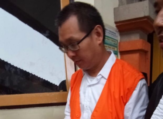 Impor 3 Kilogram Sabu, WN Hongkong Terancam Hukuman Mati