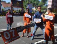 Polres Badung  Gelar Rekonstruksi Kasus Penganiayaan yang Mengakibatkan Korban Noval Meninggal Dunia
