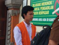 Kantongi Ekstasi, Pria Asal Banyuwangi Divonis 2 Tahun Penjara