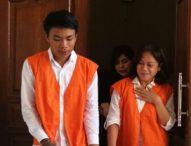 Pakai Sabu, Sejoli Dituntut 3 Tahun Penjara
