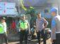 Kapolres Pimpin Langsung Pengamanan GFNY di Wilayah Bangli