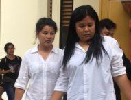 Selundupkan 892 Gram Sabu di Celana Dalam, Duo Cewek Thailand Divonis 16 Tahun Penjara