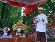 Jaya Negara Buka Festival Bulan Bahasa Bali Tahun 2020