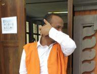 Belum Sempan Nyabu, Iqbal Dituntut Jaksa 3 Tahun
