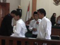 Ambil Tempelan Sabu, Tiga Pemuda Terancam 12 Tahun Penjara
