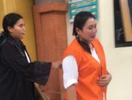 Konsumsi Sabu, Wanita Tamatan Sekolah Perhotelan Dipenjara 2 Tahun