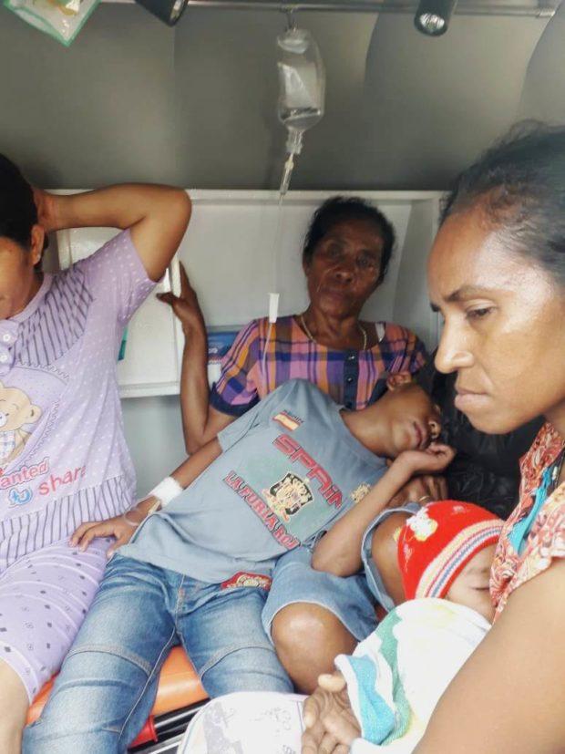 Lima Pasien Klinis DBD Dirujuk Lagi Pihak Puskesmas Ritaebang