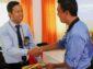 Hen Riberu Dapat Penghargaan Dari KPP Pratama  Maumere