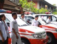 Tim Covid-19 RS. Wangaya, Damakesmas dan Damapancana Siaga 24 Jam Saat Nyepi