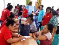 Cinta Perawat Komisariat Oka-Flotim,Tersalur di Mokantarak