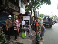 Tangani Covid-19, Pemkot Denpasar Gandeng Perusahaan, Bangun 34 Wastafel