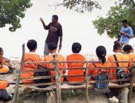 Pelajar SMAN Solor Selatan Ikut Kelas Wisata Bahari