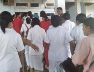 Honorer RSUD Larantuka Lakukan Protes, Pelayanan Medis Hanya oleh Tenaga Medis PNS